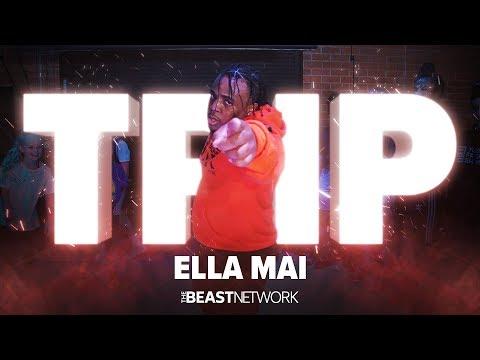 "ELLA MAI - ""TRIP"" | DJ Marv Choreography | IMMASPACE Class"