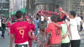 Финал чемпионата мира по футболу в Праге(Общественный просмотр чемпионата мира по футболу 2010 в Праге на Staroměstské náměstí., 2010-07-12T04:51:20.000Z)