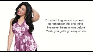 Count On You - Big Time Rush ft. Jordin Sparks (HD Lyrics + Pictures)