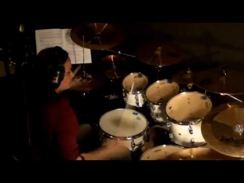 Nile - Sarcophagus (drum cover by Tamara)