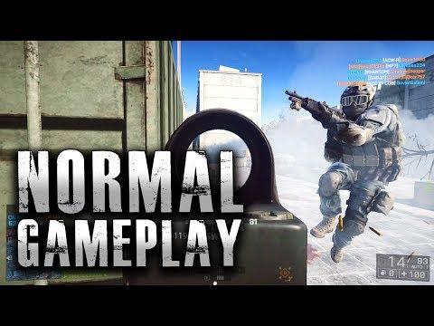Battlefield 4 Utterly Normal Gameplay |