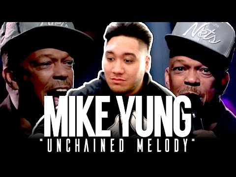 Mike Yung: Unchained Melody REACTION!!!