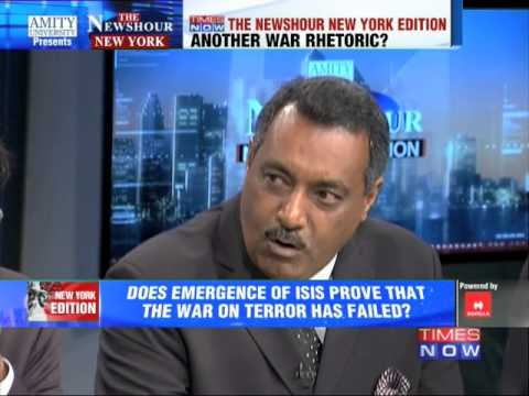 The Newshour  Debate from New York: War on terror backfires? - Part 2 (26th September 2014)