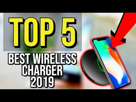 ✅ TOP 5: Best Wireless Charger 2019