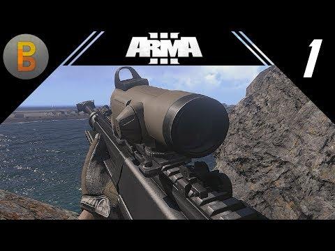 ArmA 3: Wasteland - Lone Sniper
