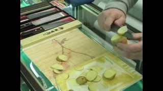 У Сан Сергеича. Кухонные ножи японских мастеров.