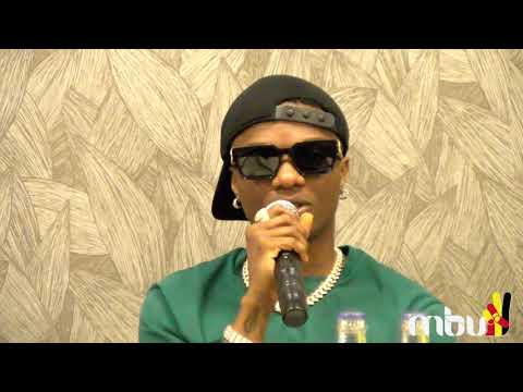 Wizkid Gets Emotional Talking About His Relationship With The Late Mowzey Radio