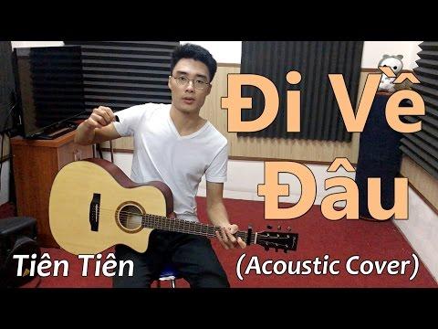 Đi Về Đâu (Acoustic Guitar Cover) - Minh Mon feat. Ngân Lu (có Lyrics & Hợp Âm)