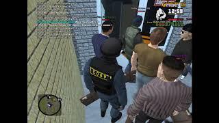 Поймал Клод Моне по госу | GTA RP 06