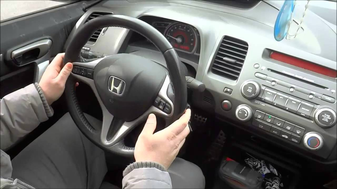 How To Do Hand Over Hand Steering Driving Lesson For Beginners