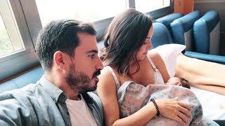 ¡SALIMOS DEL HOSPITAL TRAS EL PARTO! Al fin en casa | VLOGS DIARIOS | Familia Coquetes