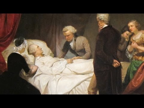 Bloodletting, blisters and the mystery of Washington's death