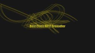 BEST CLASS AK12 GRENADIER