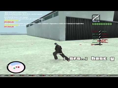 SA:MP CW] RLK vs SFS