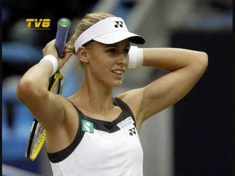 Elena Dementieva - Beautiful Russian Tennis Player