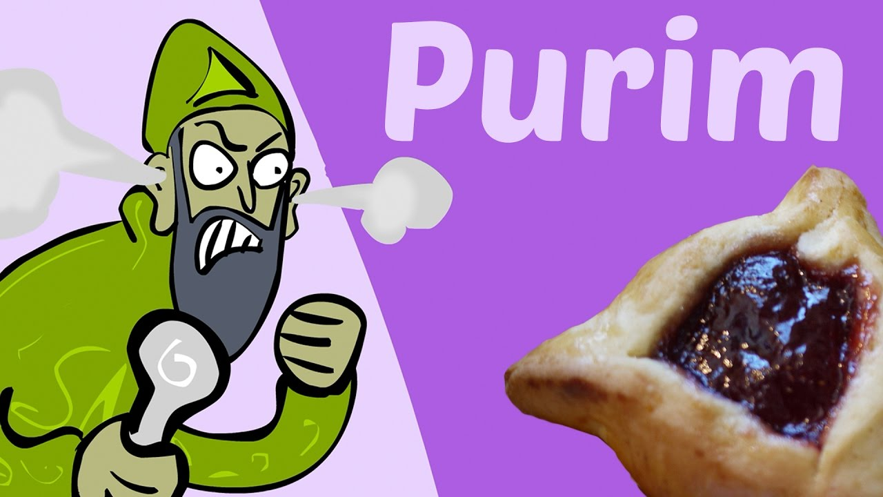 What does Purim mean and how is it celebrated?