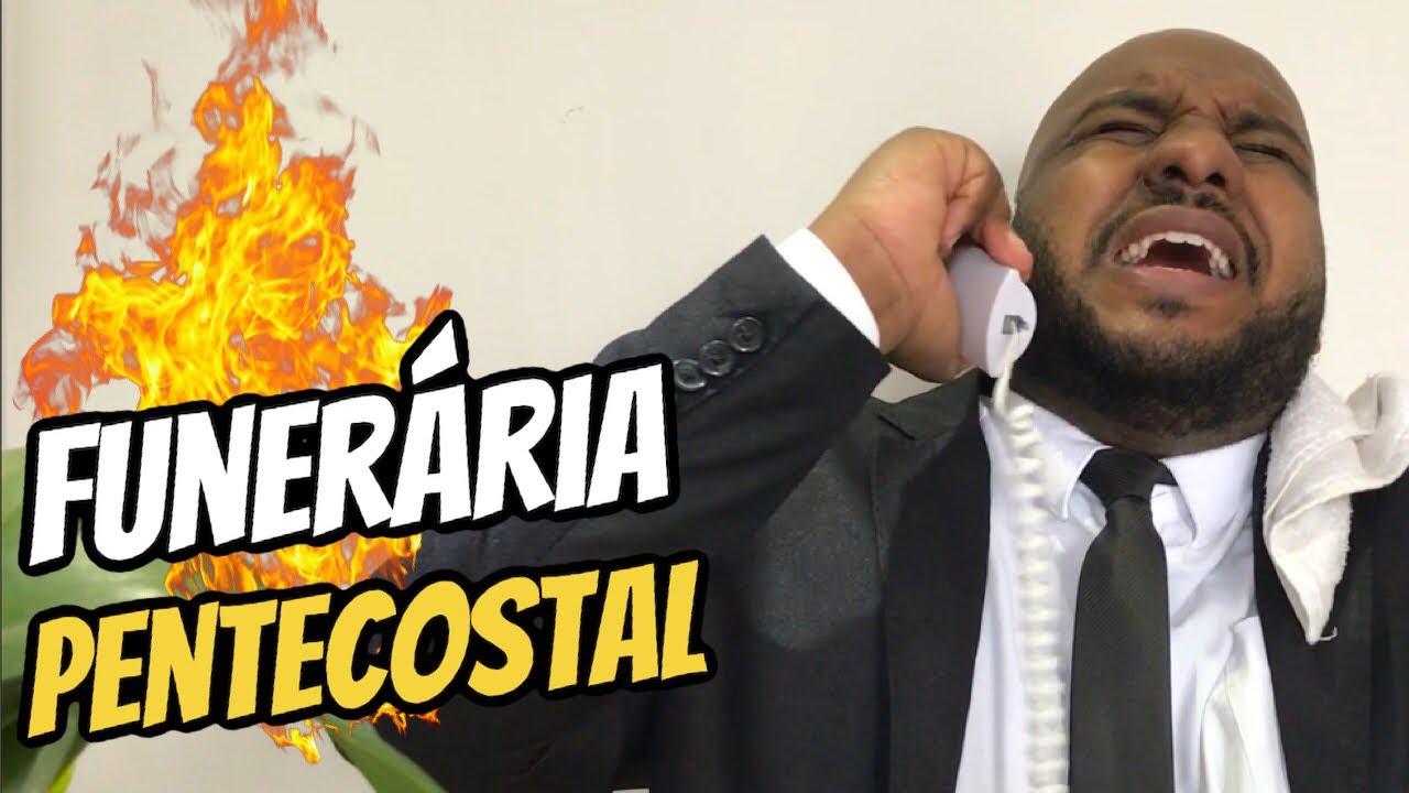 FUNERÁRIA PENTECOSTAL - Pr. Jacinto Manto | Tô Solto