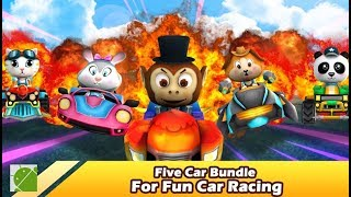 Speed Drifters Go Kart Racing - Android Gameplay FHD