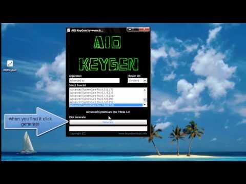Advanced Systemcare Pro 7 Serial Key Keygen [WORKING]