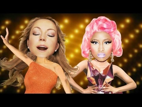 Mariah Carey vs Nicki Minaj
