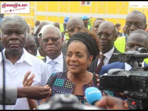 En visite officielle en Côte d