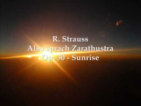 Also sprach Zarathustra - Sunrise
