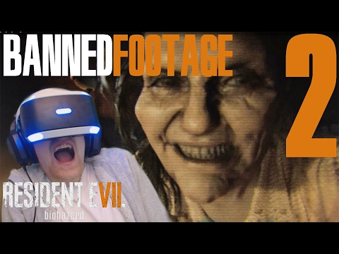 """BED TIME!"" Resident Evil 7: Biohazard PSVR - Banned Footage Vol. 1 BEDROOM"