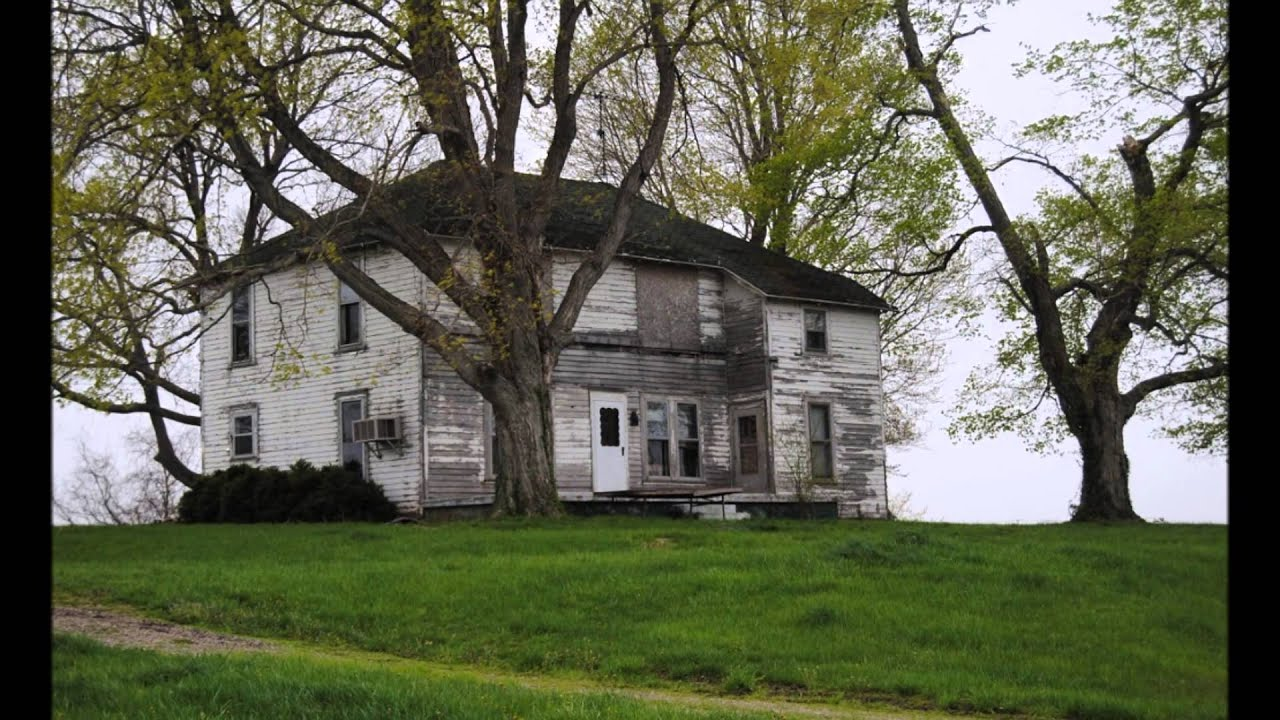 Abandoned homes in indiana 2 youtube for House builders in indiana