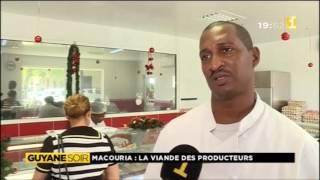 La viande des producteurs de Macouria - Guyane 1ère