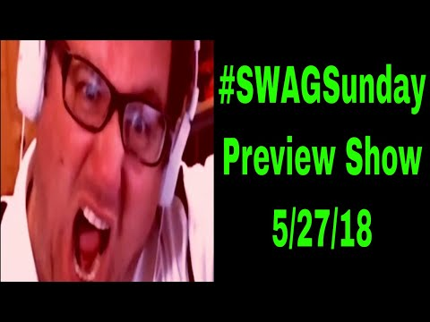 #SWAGSunday Preview Show 5/27/18   New HST Radio App