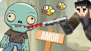 sobrevive a los zombies the blocking dead   minecraft con luh