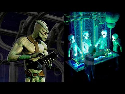 Grey Aliens are Cooperating with Reptilian Aliens