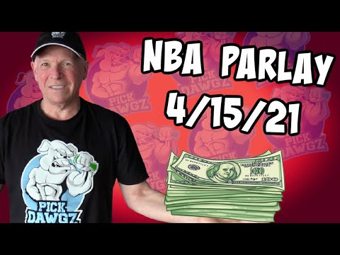 Free NBA Parlay Mitch's NBA Parlay for 4/15/21 NBA Pick and Prediction