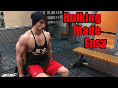 Full Day of Eating while Bulking | HEAVY DEADLIFTS