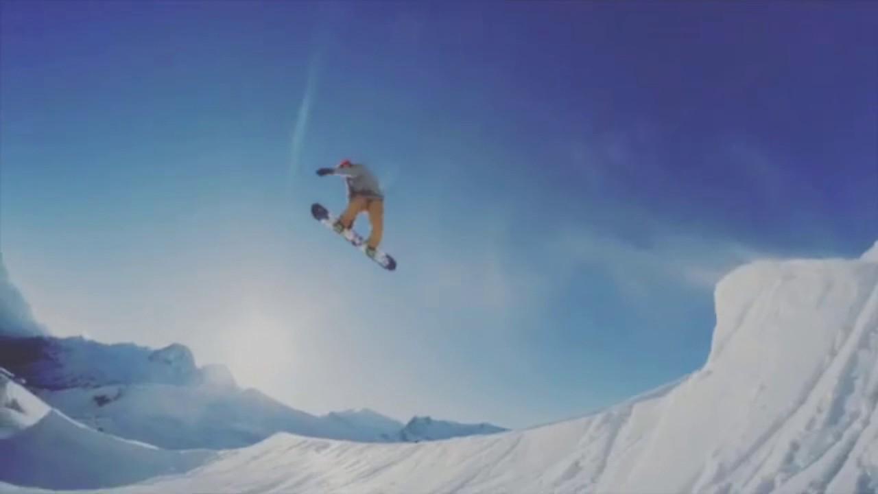 GoPro: Snowbording Tribute 2017