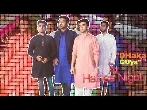 "Dhaka Guys at ""Gaaye Holud"" | Salman Muqtadir | Salmon TheBrownfish"