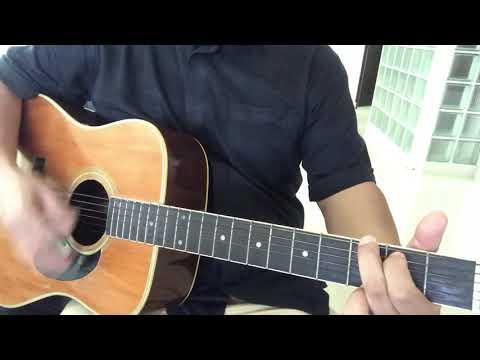 Menanti Sebuah Jawaban (Acoustic Cover) Padi