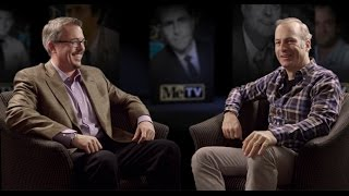 Vince Gilligan & Bob Odenkirk on MeTV - Part 2