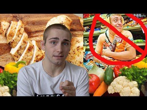 Wrestling Diet Tips thumbnail