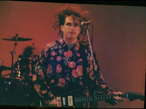 The Cure  1990 Stadion, Leipzig, Germany Rare Excellent Remasted Sound!