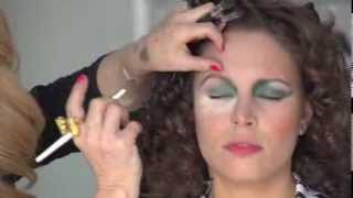 "1970s Make Up  Tutorial Part 2  -  American Hustle inspired ""Disco"" Make Up look"