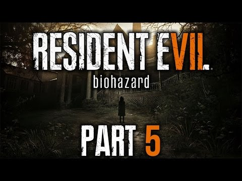 Let's Play Resident Evil 7 Part 5 (3 Of 3 Doggos???)