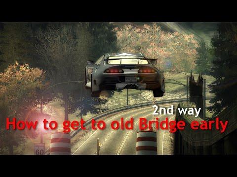NFS MW Old Bridge Early 2nd way