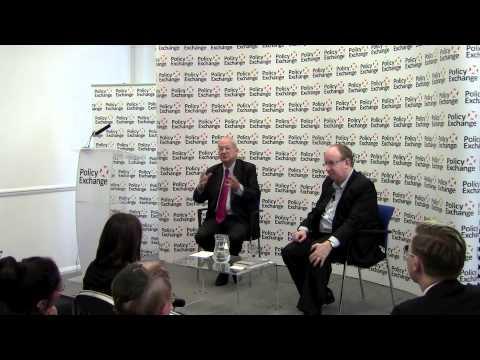 Lord Sainsbury on Progressive Capitalism | 15.05.2013
