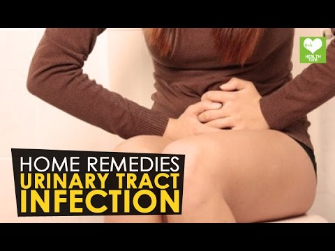 Urinary Tract Infection - Home Remedies | Health Tone Tips ...