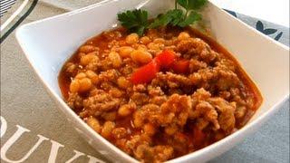 Фасоль Чили Кон Карне / Chili cone carne