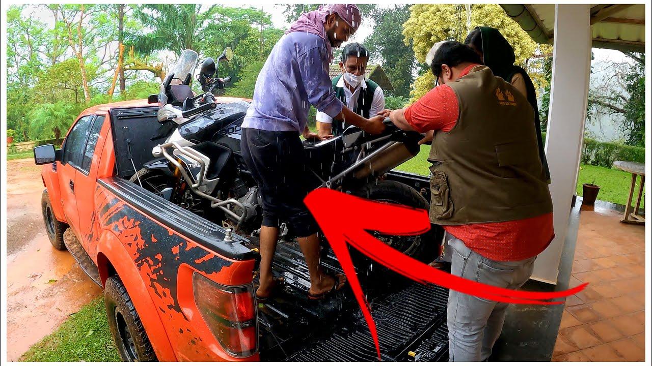 OFF ROAD തേടി Tiger കയറ്റി വയനാട്ടിലേക്ക് / Ford Raptor | Wayanad