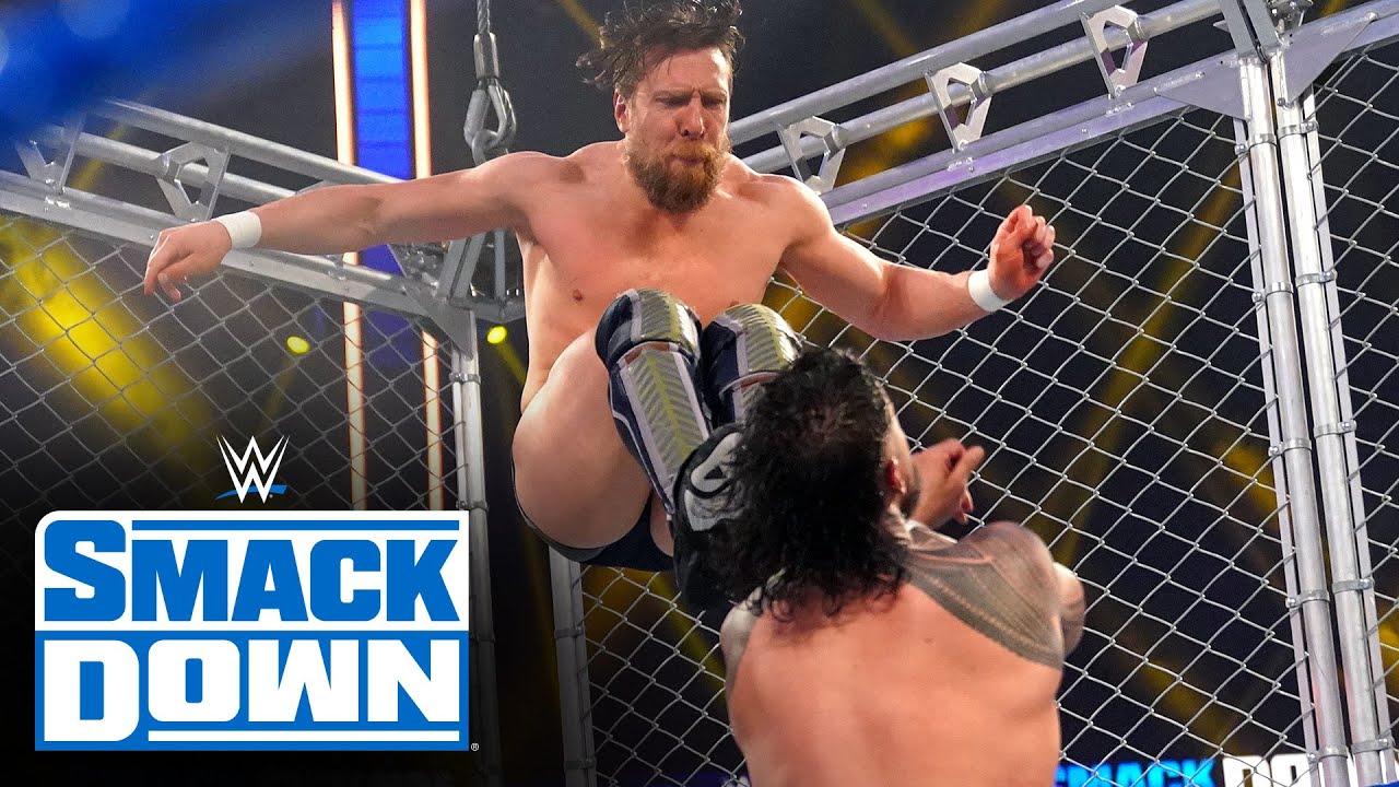 Daniel Bryan vs. Jey Uso - Steel Cage Match: SmackDown, March 5, 2021