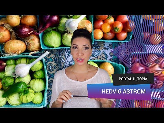 Portal U_topia - Hedvig Astrom, o segredo das vitaminas de Pantone revelado