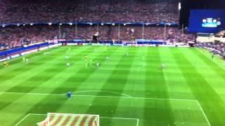 Atletico Madrid - Juventus 1 - 0 Torno a casa senza voce